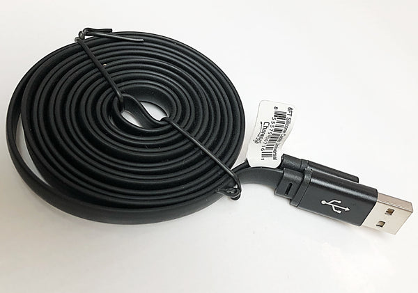 Universal 6ft Silicone USB Cable