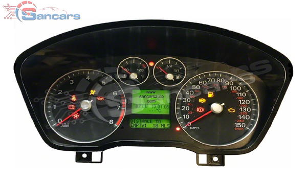 Ford S-Max Galaxy Mondeo Instrument Cluster Repair Service