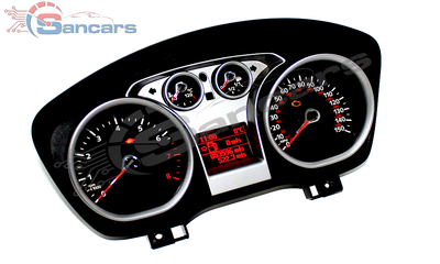Ford Focus CMAX 2007-2011 Instrument Cluster Repair Service - Sancars Auto