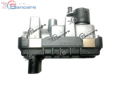 Jaguar X-Type 2.0D/2.2D Electronic Turbo Actuator Repair Service - Sancars Auto