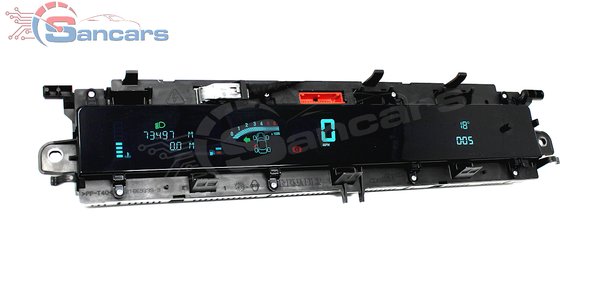 Renault Scenic 2 Digital Dash 2003-2009 Instrument Cluster Repair Service