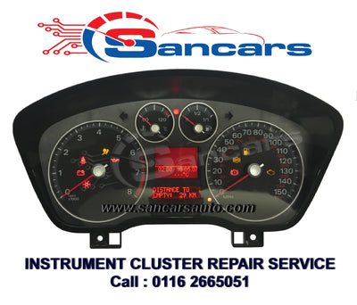 Ford Focus 2004-2007 Instrument Cluster Repair - Sancars Auto