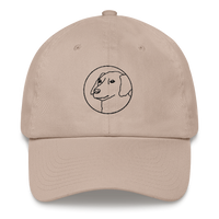 porn boy on a hat