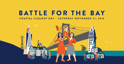 STIIIZY x BATTLE FOR THE BAY BEACH CLEANUP