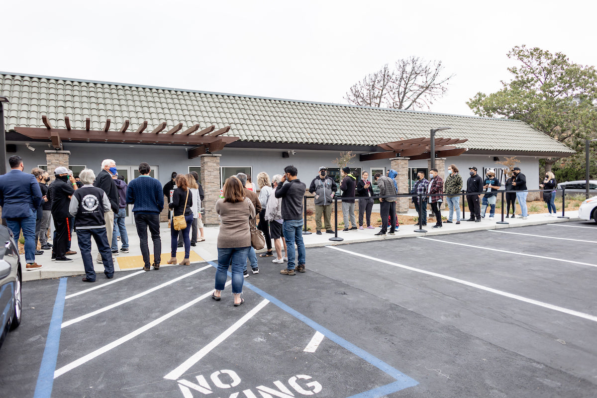 THE SUCCESSFUL OPENING OF STIIIZY BENICIA