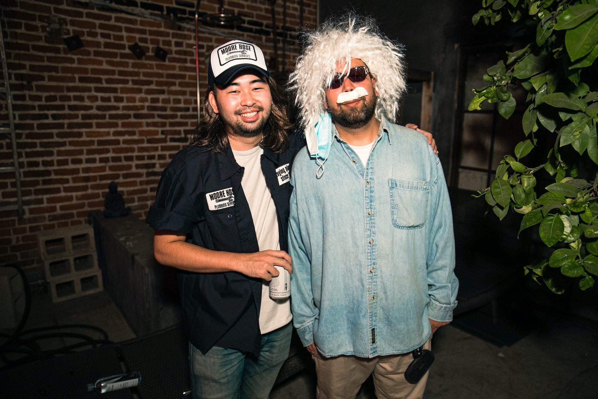 BRICK'S WEAR A MASK HALLOWEEN PARTY HOSTED WITH STIIIZY