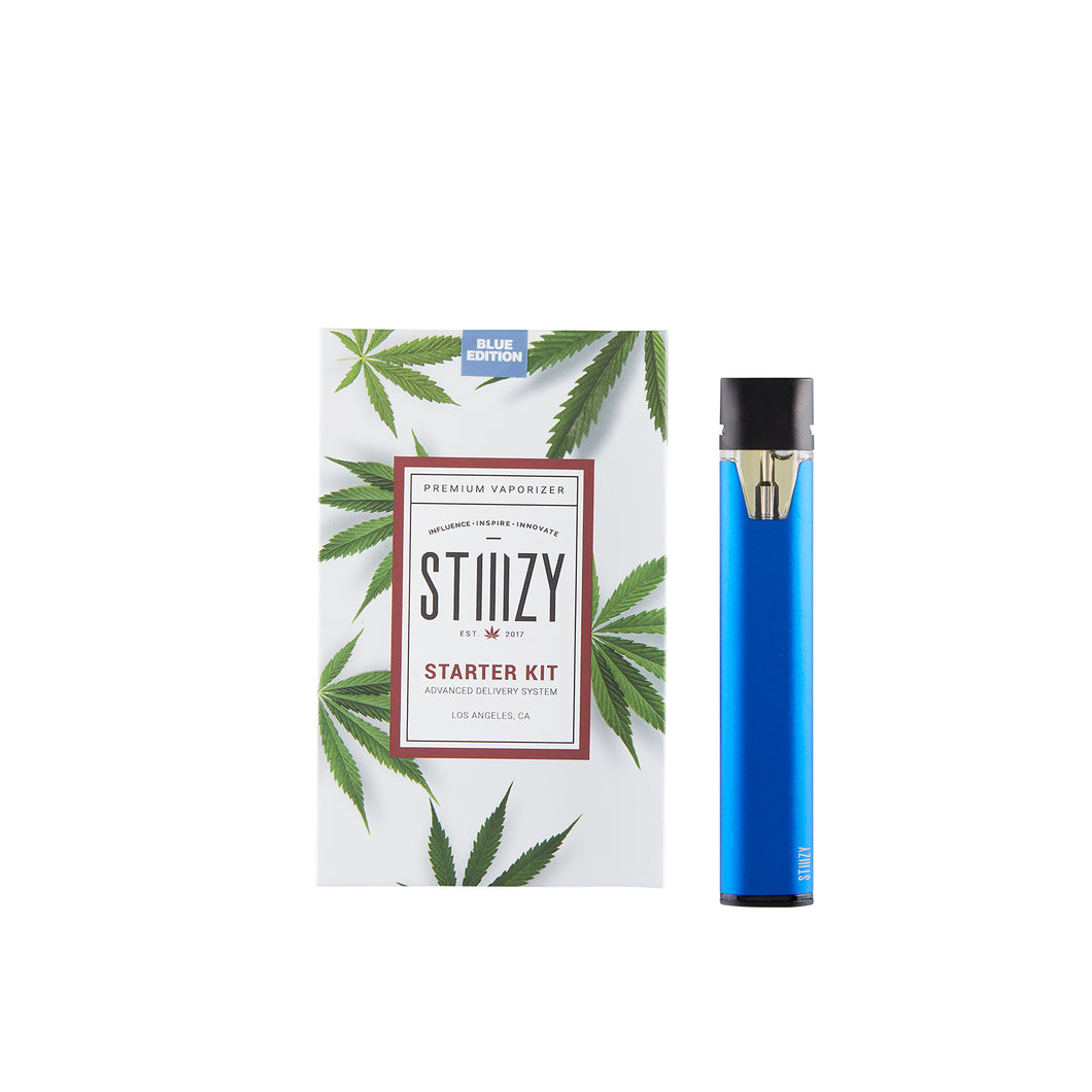OFFICIAL STIIIZY BATTERY ONLY-BLUE