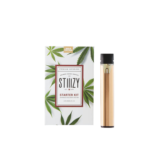 OFFICIAL STIIIZY BATTERY ONLY - GOLD