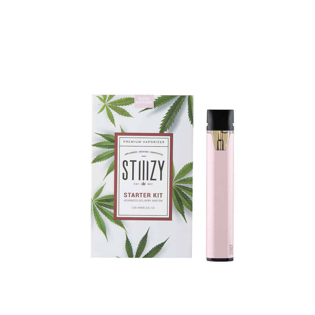 OFFICIAL STIIIZY BATTERY ONLY- ROSE