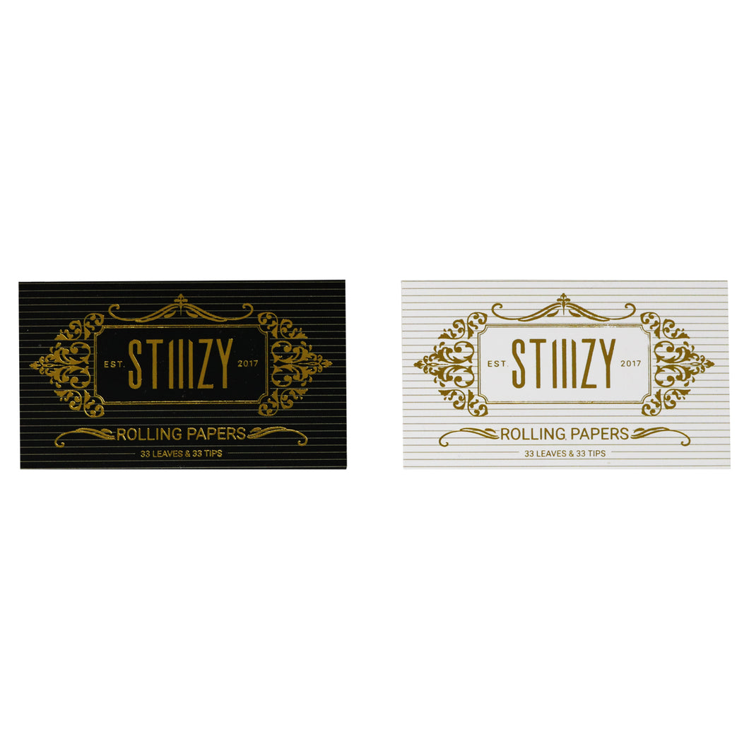 OFFICIAL STIIIZY ROLLING PAPERS