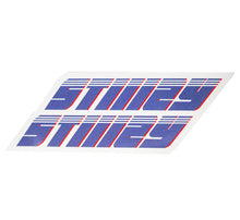 STIIIZY SPRINTS STICKER