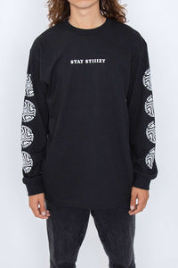 STIIIZY WARP LONG SLEEVE T-SHIRT