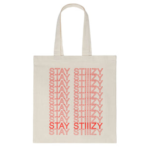 STAY STIIIZY REUSABLE TOTE BAG