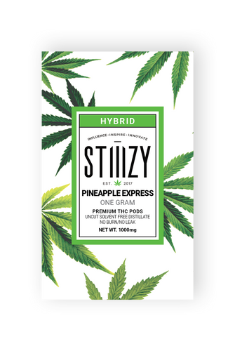 Pineapple Express distillate pod by Stiiizy