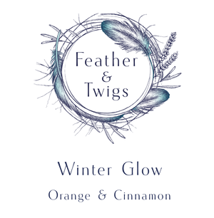 30cl F&T Candle - Winter Glow