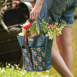 Flower Girl Garden Bag