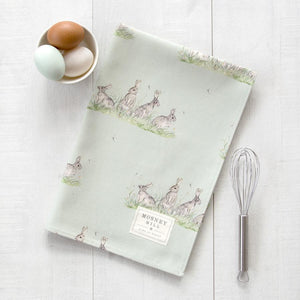 EDGAR GREEN & FRIENDS - TEA TOWEL