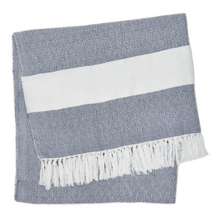 Navy Hammam Throw