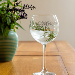 SILVER BIRCH GIN GLASS