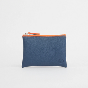 TAWNY COIN PURSE - NAVY