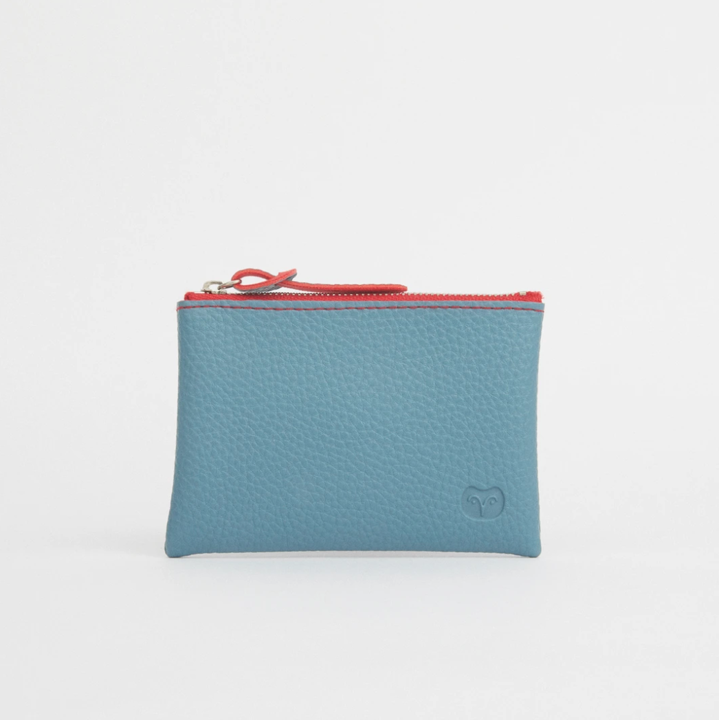 TAWNY COIN PURSE - TEAL