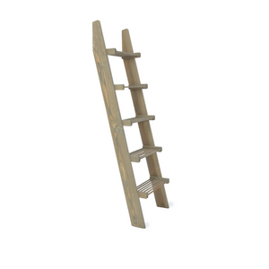 ALDSWORTH SLATTED SHELF LADDER