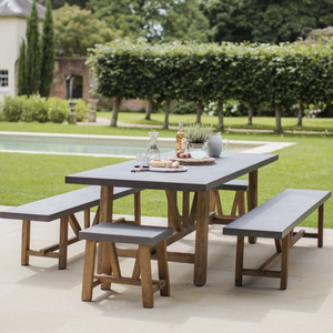 CHILSON TABLE AND BENCH SET *** PRE ORDER ***