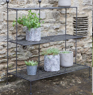 BARRINGTON PLANT STAND - STEEL