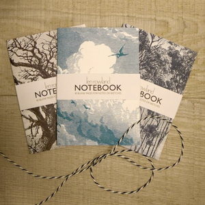 A6 NOTEBOOK SET - LANDSCAPES