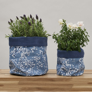 ARLA BLUE - PLANT POT
