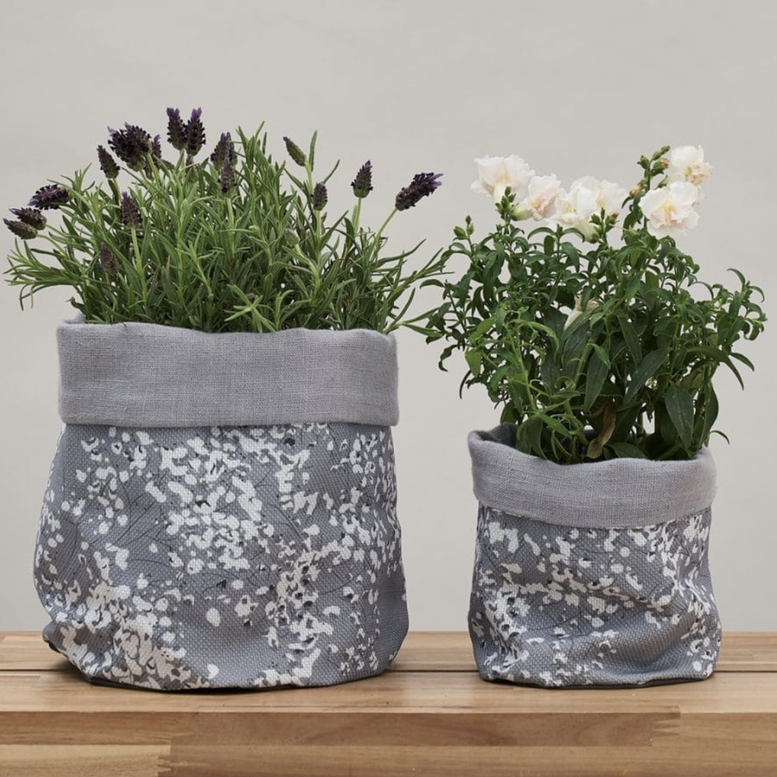 ARLA GREY - PLANT POT