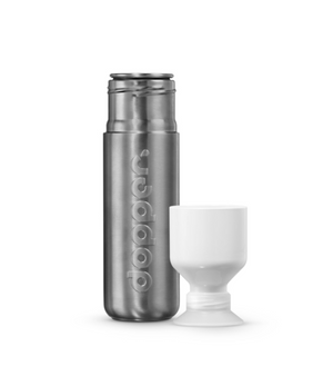 DOPPER WATER BOTTLE - SOLID STEEL