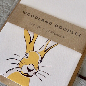WOODLAND DOOLES - POSTCARDS