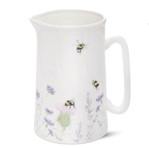 BEE & FLOWER JUG - MINI, SMALL & MEDIUM