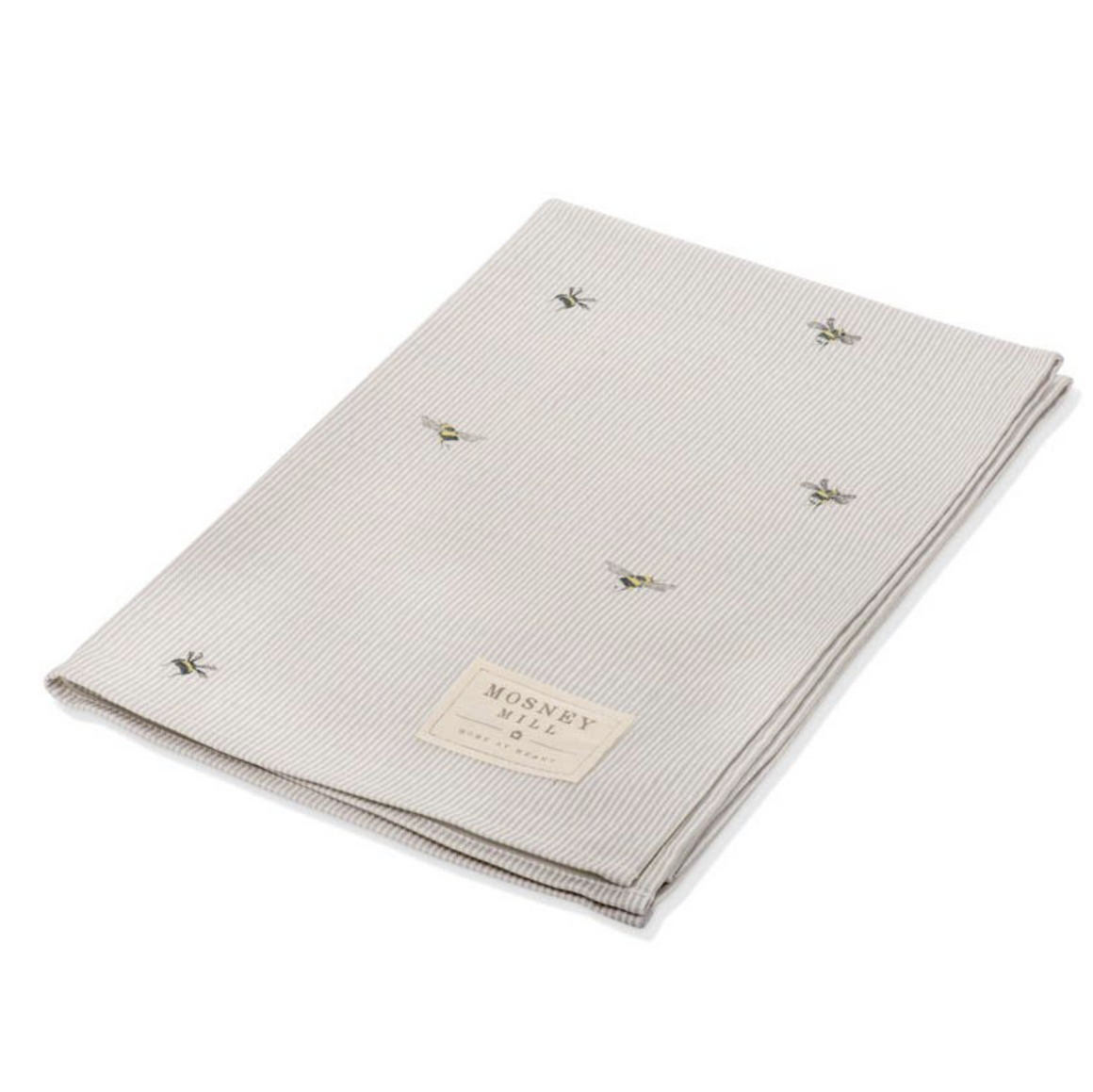 BEE & STRIPE TEA TOWEL