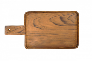 RECTANGULAR PADDLE BOARD - TEAK