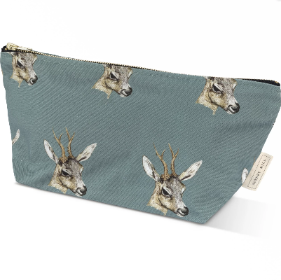 DEER WASHBAG
