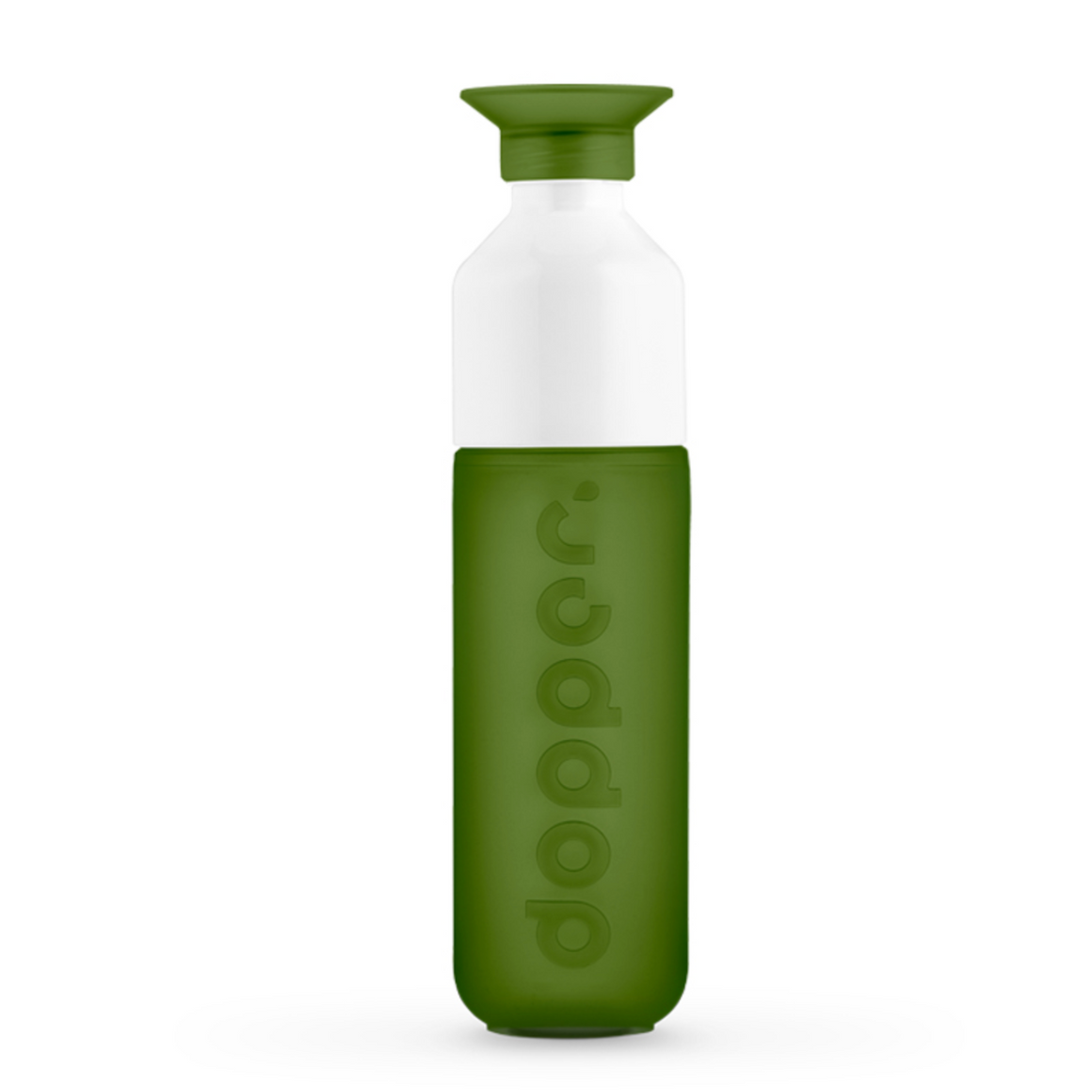DOPPER WATER BOTTLE - DARK GREEN