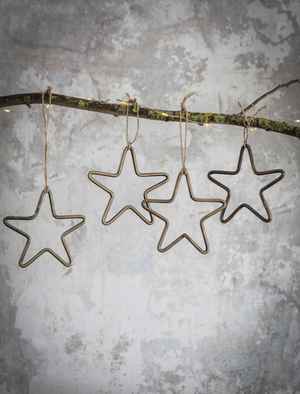 CROMWELL STARS - SET OF FOUR