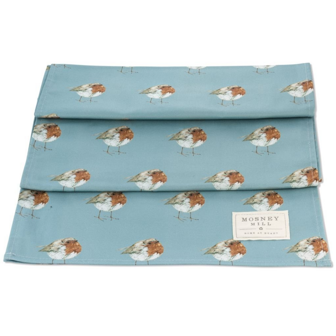 ROBIN TABLE RUNNER - BLUE