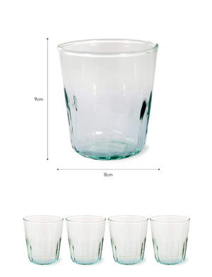 BROADWELL TUMBLERS (SET OF 4)