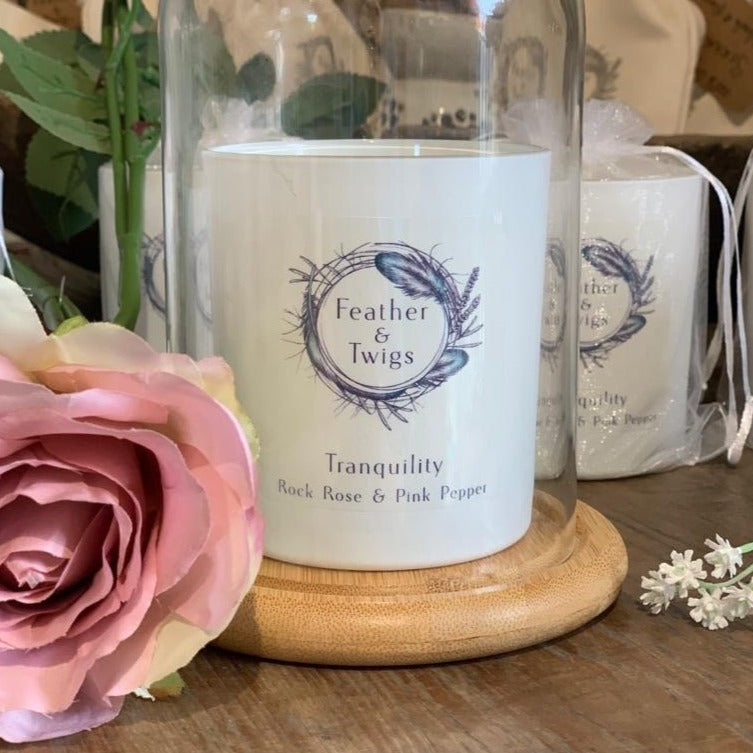 30cl F&T Candle - Tranquility