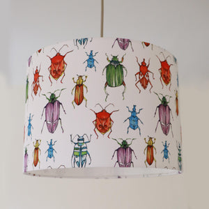 BEETLE LAMPSHADE