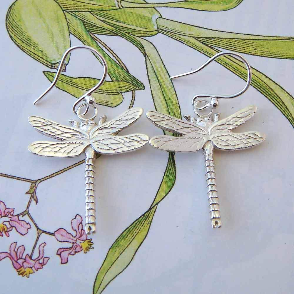 DRAGONFLY EARINGS