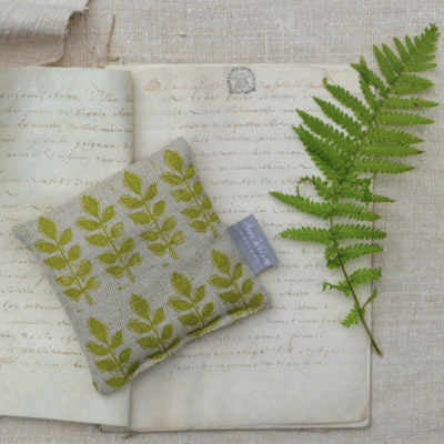 GREEN LEAF - LAVENDER BAG