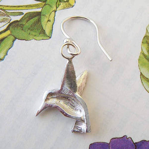 HUMMINGBIRD EARINGS