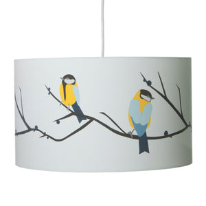 JUNEBERRY & BIRD LAMPSHADE