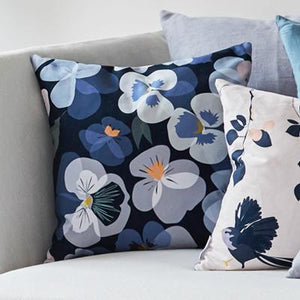 PANSY CUSHION