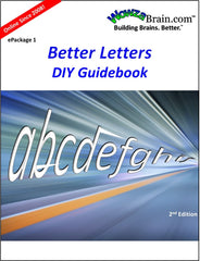 Link to PDF sample pages from the Better Letters ePackage