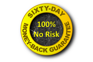 WowzaBrain Money-Back Guarantee button